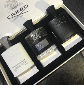 Wholesale perfumes men for sale - Group buy Creed Perfume set Deodorant Incense Scent Fragrant Cologne for Men Silver Mountain Water Creed aventus Green Irish Tweed ml Aromather