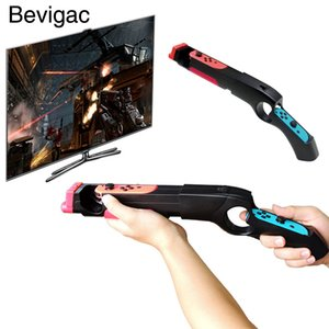 Switch Game Peripherals Handgrip Sense Armas Arma Handle Joypad Stand Holder Game guns for Ninten-dos Switch Controller on Sale