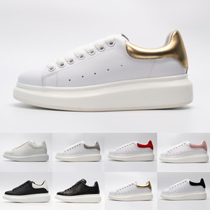 Wholesale Top Luxury Designer Men Athletic Casual Shoes High Quality Mens Womens Fashion Sneakers Party Platform Shoes Velvet Chaussures Sneakers