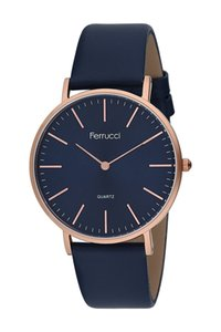 Ferrucci FC11014K.01 Slim Box Classic Men's Watches