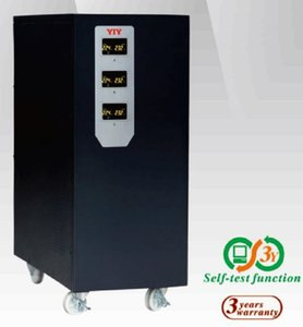 PRO-3 series 30KVA AC automatic voltage regulator Stabilizer 3-PHASE MCU CONTROL OVERLOAD PRETECTION support customize  send from factory