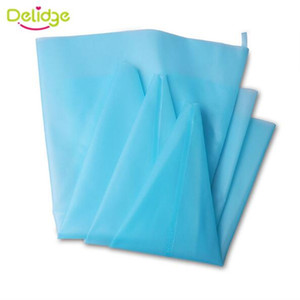 Wholesale syringe decorator for sale - Group buy Delidge pc Sizes Cake Decoration Bag Silicone Icing Piping Cream Pastry Bag Cream Syringe Tips Muffin Dessert Decorators