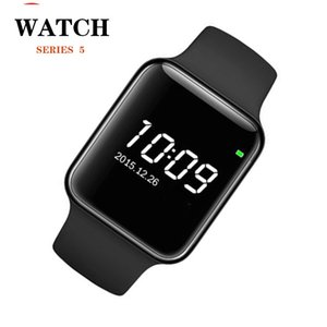 gift 2019 40mm 44mm goophone the newest smart sport watch for Iphone series watch 5