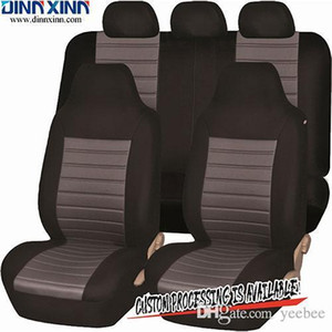 Wholesale DinnXinn TY002 Chevrolet 9 pcs full set Polyester 7 seat car cover supplier manufacturer from China