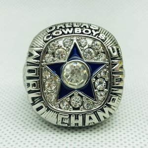 Wholesale 1971 dallas cowboy world Championship Rings sport rings