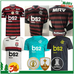 Wholesale 19 20 flamengo jersey 2019 2020 Flemish GUERRERO DIEGO VINICIUS JR Soccer Jerseys Flamengo GABRIEL B sports football man shirt