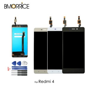 Wholesale 5 inch LCD Display For Xiaomi Redmi Standard GB RAM GB LCD Touch Screen Digitizer Full Assembly Replacement without Frame