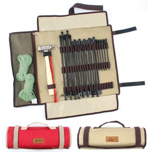 Tuba Outdoors Camp Tent Tool Bag Hammer Portable Ground Nail Bags Simple And Easy Storage Hot Selling 21gt J1