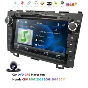 Wholesale Car DVD Player Radio For Honda CRV Multimedia GPS Navigation Head Unit din Monitor Auto Audio