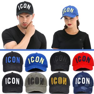 Wholesale Luxury Designer Hat Mens baseball cap Women Snapback cap embroidery ICON high quality classic style street Fashion Truck driver bone