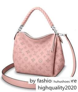 M51219 Babylone Chain Pink Handbag Women Fashion Shoulder Bags Hobo Handbags Top Handles Boston Cross Body Messenger Shoulder Bags