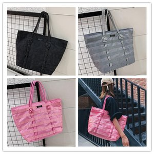 Wholesale New Summer AF1 Air Force Sports and Leisure Travel Tote Bag Single Shoulder Bag BA5831 Pink Black Gray