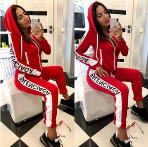 Wholesale New Fashion Men Women s Sweatshirts warm jacket students Sportswear Track Suits Tracksuit unisex Casual tracksuits coat pants