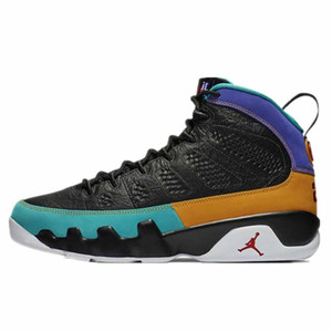 9s 9 Basketball Shoes Man Dream It Do It Sports shoes Men Sneakers Black University Red Dark Concord 9s UNC Bred Outdoor shoes on Sale