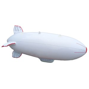 Wholesale Inflation Aircraft Model Beach Airship Toys Kid Air Plane PVC Empty Ball Eco Friendly White Creative sl C1