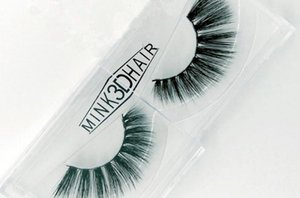 Wholesale Mink Eyelashes D Mink Lashes Thick HandMade Full Strip Lashes Cruelty Free Korean Mink Lashes False Eyelashes