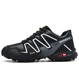 Wholesale cross country shoes men for sale - Group buy Hot Sale Men s Cross Country Hiking Shoes Spring and Summer Large Size Designer Sneakers Men Non slip Damping Casual Sports Shoes