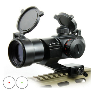 Wholesale picatinny rail hunting resale online - Tactical Holographic Red Green Dot Reflex Sight Outdoor Hunting Scope Levels Brightness Adjustable mm Picatinny Rail Mount