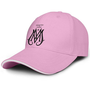 ingrosso ba fitness-Animali fantastici The Crimes of Grindelwald Ministry Deco Logo rosa donna sandwich hat camionista design fit golf cappello moda cool bas