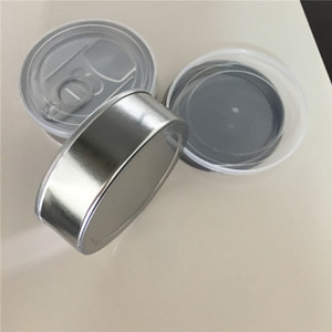 Wholesale west coast cure Tin cans Lid Cover for Dry Herb Flowers Pressed Bottom Custom Label Smartbud Smart BUD Carts Organic Cali Diamond