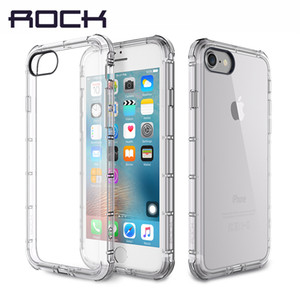 Wholesale for iPhone Plus Case Original ROCK Fence Series Anti knock Drop Protection Brand Phone Case for iPhone7 Cover