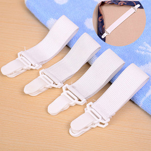 Wholesale 4 Bed Sheet Mattress Cover Blankets Home Grippers Clip Holder Fasteners Clip