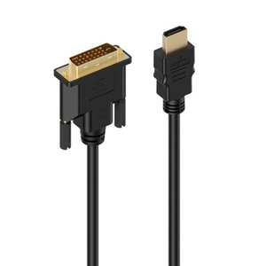 Wholesale Dvi d Adapter Video Cable hdmi Male Hdmi To Dvi Cable p High Resolution Lcd And Led Monitors lowest price