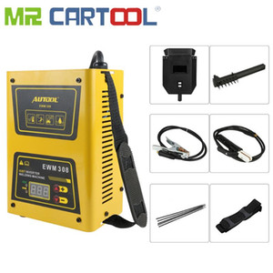 Wholesale Mr Cartool IGBT AC Inverter ARC Welder Welding Machine V Mini Weld Amp with Mask Welding Equipment Lightweight Efficient