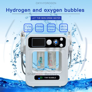 Hydra Facial Machine Water Oxygen Hydro Dermabrasion Beauty Equipment BIO Face Lift Skin Scrubber Deep Cleaning Skin Peeling