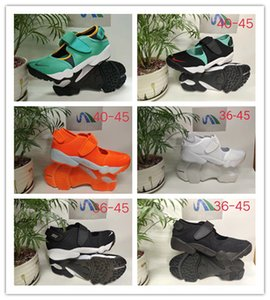 High quality Hot Men and Women AIR RIFT shoes Men Ninja shoes outdoor sports sandals