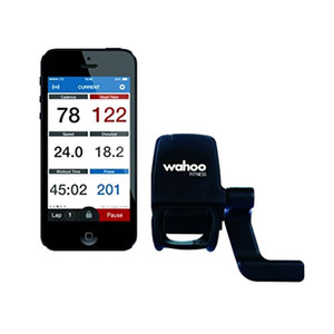 Wholesale Wahoo Fitness Blue SC Speed and Cadence Sensor For Smartphone Android ISO Bluetooth for Garmin Bike GPS Computers