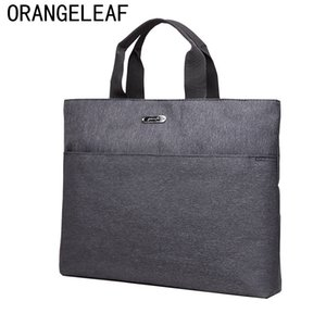 Large Capacity Laptop Handbag for Men Women Travel Briefcase Bussiness Notebook Bag for 14 15 Inch Macbook #630447