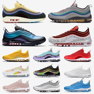 Wholesale Women Mens Running Shoes Sean Wotherspoon Nintendo 64 Jayson Tatum Neon Seoul Have day Retro Top Quality Trainers Sports Sneakers