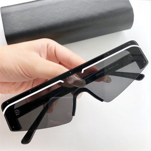 Wholesale new fashion women brand designer sunglasses cat eye frame sunglasses fashion show design summer style with box