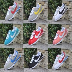 Wholesale 2019 Hot new brands Casual Shoes men and women cortez shoes leisure Shells shoes Leather fashion outdoor Sneakers large size jg