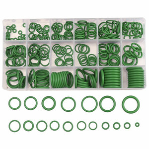 270 pcs set Rubber O Ring Washer Seals Watertightness Assortment Kit O-Ring 18 Different Size With Plastic Case on Sale