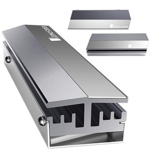 Wholesale Universal Aluminum M SSD Heatsink Cooler Solid State Hard Disk Radiator All Aluminum Heat Sink