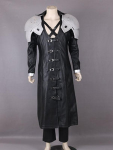 Final Fantasy VII Sephiroth Luxury Cosplay Costume For Women and Men Adult Size