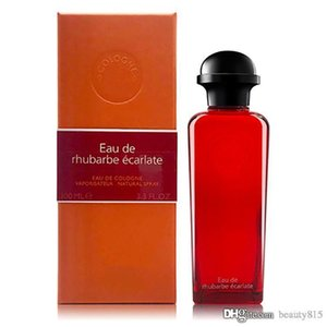 Wholesale big spray for sale - Group buy Perfume for women and men unisex perfumes EDC EDT the big name latest arrival spray Eau de Rhubarbe Ecarlate eight choices fast delivery