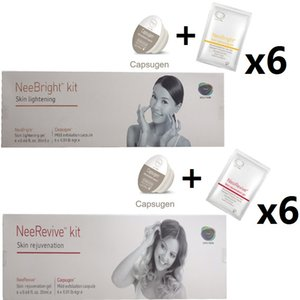 exfoliation Consumable Products Neebright Neerevive