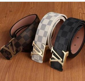 Wholesale 2020 New style high quality frog pattern leather men and women belts designer fashion double M buckle high grade