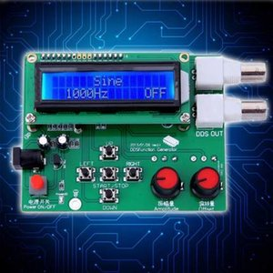 Wholesale signal generator sine resale online - New DDS Function Low Frequency Test Signal Generator Module Sine Square