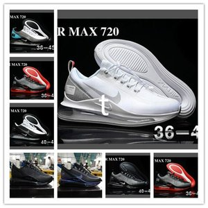 2019 NEW &nbspNIKE &nbspMax 720 Run Utilit Air mattress casual classic mesh breathable shock absorbing racing shoes Trainer Off Road Star on Sale