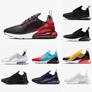 Wholesale New Black White Mesh Navy Blue and Burgundy Bred Women Men Running Shoes Blooming Floral Training Sports Trainers Zapatos Sneakers