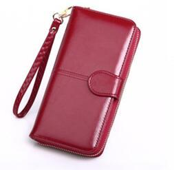 Wholesale New Wallet Passport Card Bag Handbag Fashion Retro Bag Men's and Women's Bags