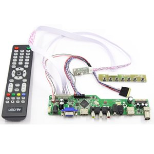 Wholesale Latumab New LCD LED LVDS Controller Board Driver kit for LTN160AT01 TV HDMI DVI VGA