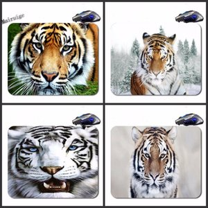 Wholesale Mairuige The Face Of The Tiger High Definition Printing Gaming Rubber Gaming Mouse Pad Cheap Computer Desk