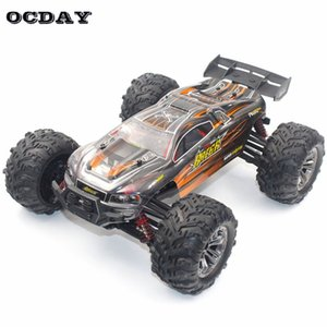 Wholesale Professional WD RC Car High Speed Motors Drive Buggy Remote Control Radio Controlled Machine Off Road Cars Toys for kid ti