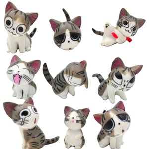 Wholesale Toys Hobbies Action Toy Figures Multi Color Micro Cute Kitty Mini Chis Chi Sweet Home Figures Dolls Youhei Cat Kitten Emoticon