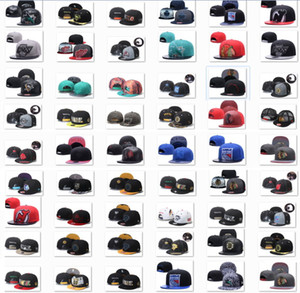 Wholesale man hats styles resale online - 2020 New Style Ice Hockey Snapback Caps Adjustable Caps Hot Christmas Sale Hats Great Headwear Cheap Snapbacks Free DHL Shipping Vintage Hoc